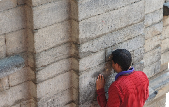 Un temple exceptionnel, Inde, photo Infinite Love