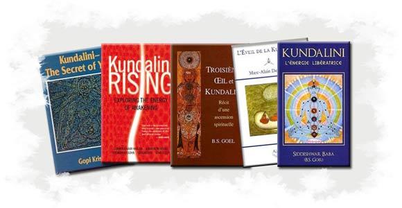 livres Kundalini et Shaktipat