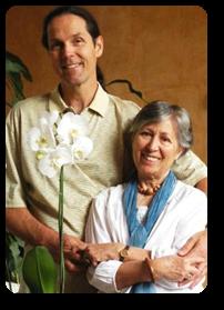 Marc et Renée Robertson