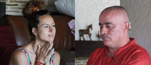 Emeraude et Thot Fernandez, Séjour Infinite Love 2012
