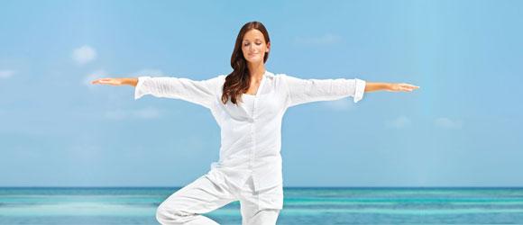 Cours de yoga par Lena Frey