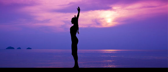 Journée Yoga et méditation par Deepu, pour Infinite Love