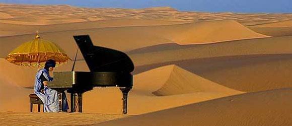 Marc Vella,la caravane amoureuse au Maroc