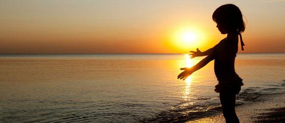 Nous sommes la présence, la conscience infini, l'amour infini, la vie.
